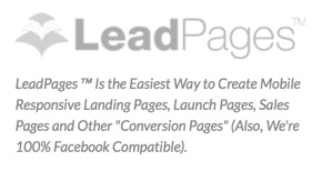 Lead Pages Quote